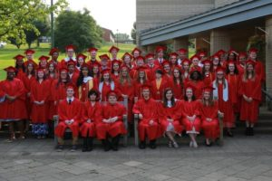 Graduation photo 2019