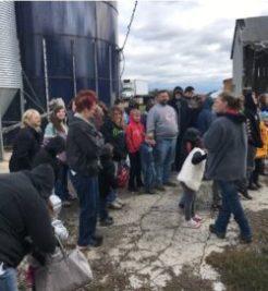 Baker's Golden Dairy Field Trip Pictures