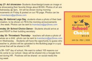 school choice week 2020
